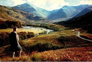 Scotland Inverness-shire Glen Nevis Near Fort William 1964
