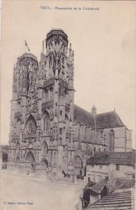 Perspective De La Cathedrale Toul