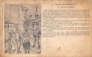 France Contes de Fraimbois, Un Bon Placement, Good Placement 1916