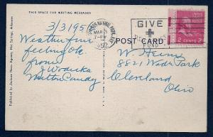 Maurice Bath & Therapeutic Pools Hot Springs AR used c1952