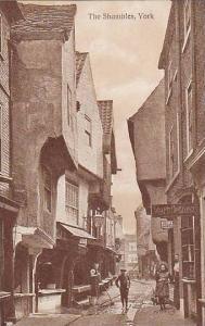 The Shambles, York (Yorkshire), England, UK, 1900-1910s