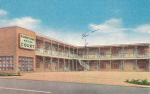 Downtown Motor Court, Statesville, North Carolina, PU-1956