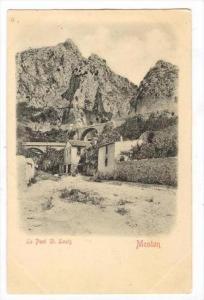 Menton  , Alpes-Maritimes , Provence-Alpes-Côte d´Azur, France , 00-10s Le ...