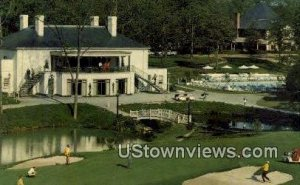 The Golden Horseshoe Clubhouse - Williamsburg, Virginia
