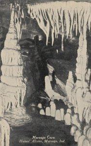 MARENGO, Indiana, 1900-1910s; Haines' Alcove, Marengo Cave