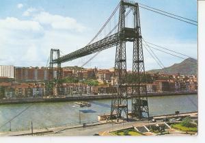 Postal 045789 : Puente de Vizcaya