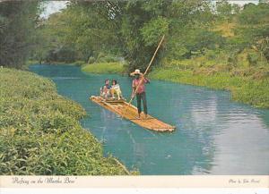 Jamaica Rafting On The Martha Brae River