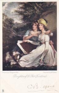 Daughters of Sir Thos. Frankland , 1904 ; TUCK 2649 , 00-10s