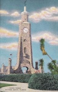 Florida Daytona Beach Clock Tower