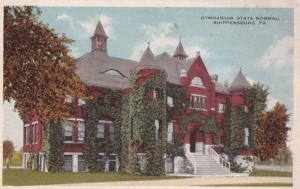 SHIPPENSBURG, Pennsylvania; Gymnasium State Normal, 1910-20s