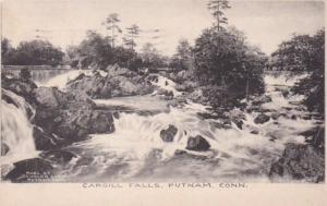 Connecticut Putnam Cargill Falls 1907