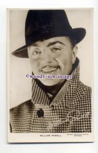 b5124 - Film Actor - William Powell, M.G.M. No.51A - postcard