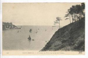 L'Entree Du Port, Vue Prise De Cesson, Saint-Brieuc (Côtes-d'Armor), France,...