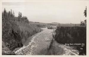 RP; KAKABEKA FALLS, Ontario , 1910-30s ; Spring Floods