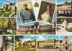 Austria Wien Vienna Multi View