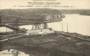 CPA Environs de DINAN - La Rance au Chatelier (104333)