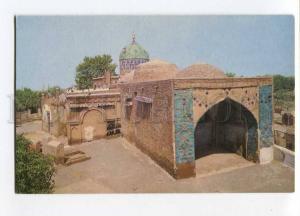 271988 USSR Azerbaijan Kirovabad Ganja Mausoleum-mosque 1970 year postcard