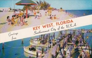 Greetings From Key West Florida