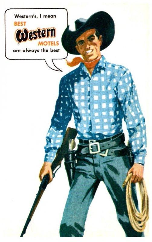 Western Motels , Cowboy
