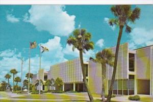 Florida Tampa Administration Building University Of South Florida