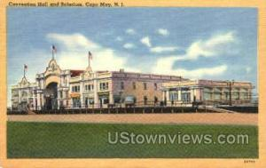Convention Center  Cape May NJ Unused