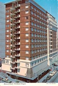 Benson Hotel - Portland, Oregon, USA