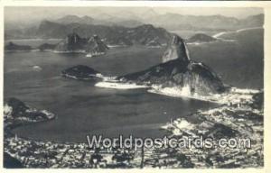 Brazil, Bresil, Brasil Rio De Janeiro Praia de Botafogo Real Photo