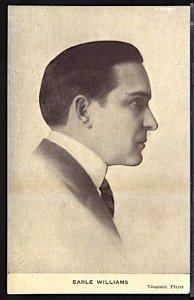 USA Silent Movie Stars Earle Williams c.1912