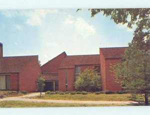 Chrome COLLEGE SCENE Elsah - Near Evansville & Sprinfield & Carbondale IL AG7457