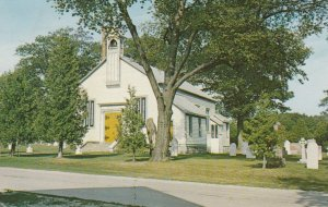 PENETANGUISHENE, Ontario, Canada, PU-1961; Historic St. James Church on-the-l...