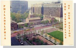 Philadelphia, Pennsylvania/PA Postcard, Independance Hall