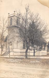 Le Mars Iowa~Episcopal Church~Rec'd Pell Tier Co Mail Dept Sioux City~1911 RPPC
