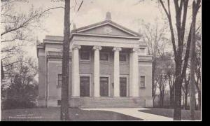 New York Utica First Church Of Christ Scientist Albertype