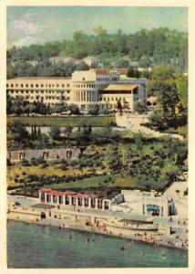 BF337 sochi view of the primorskaya hotel russia