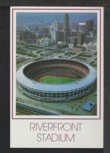 Riverfront Stadium,Cincinnati,OH Postcard