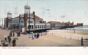 Steel Pier Atlantic City New Jersey 1906