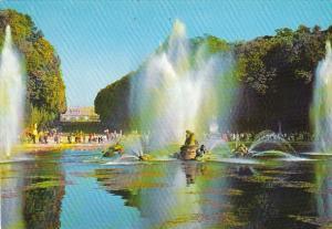 France Versailles Bassin d'Apollon Grandes Eaux