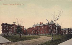 Reading Hospital (Exterior), Reading, Pennsylvania, 1900-1910s