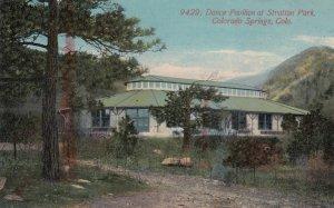 COLORADO SPRINGS , 00-10s ; Dance Pavilion at Stratton Park