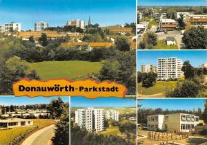 Donauworth Parkstadt an der Romantischen Strasse Gesamtansicht Building School