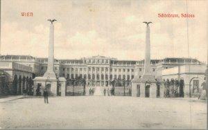 Austria Wien Schönbrunn Schloss Vienna 04.77