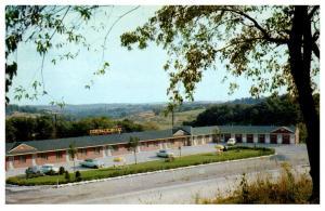 Pennsylvania  Oakdale ,  Tonidale  Motel