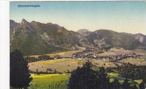 Germany Oberammergau Totalansicht