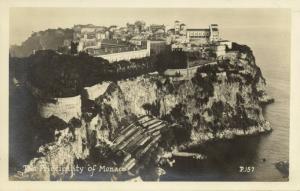 monaco, The Principality (1930s) RPPC