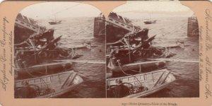 SV: CUBA , 1898 ; Wrecked Battleship MAINE ; #2