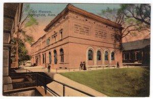 Springfield, Mass, Art Museum