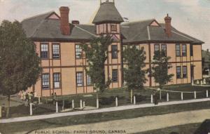 PARRY SOUND , Ontario, Canada, 1908 ; Public School