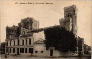 CPA LYON-Église de l'Immaculée-Conception (426874)