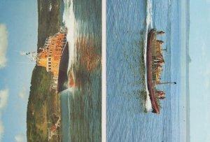 Penlee Lifeboat 2x RNLB Postcard s