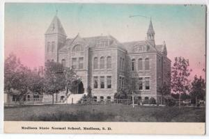 State Normal School, Madison SD
